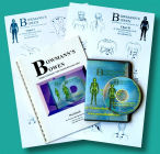Bowen DVD, manual and chart